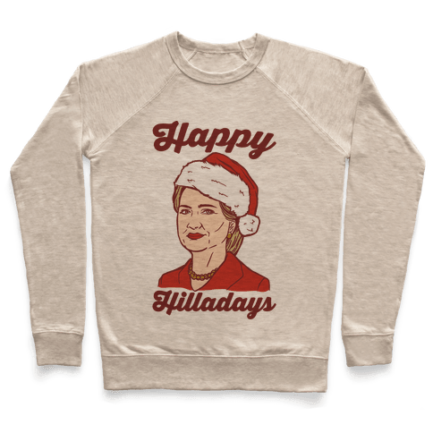 Happy Hilladays Pullover