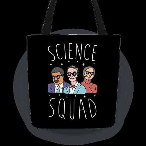 Science Squad Tote