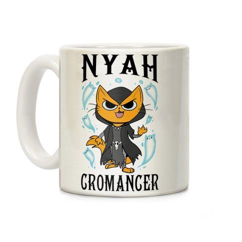Nyahcromancer Coffee Mug