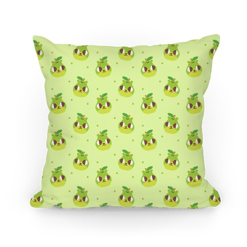 Pear Bear Pillow