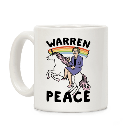 Warren Peace Coffee Mug