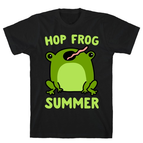 Hop Frog Summer T-Shirt