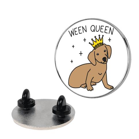 Ween Queen pin
