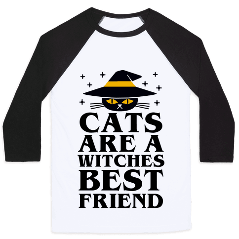 Cats are a Witches Best Friend