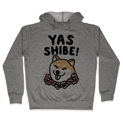 Yas Shibe Hooded Sweatshirt