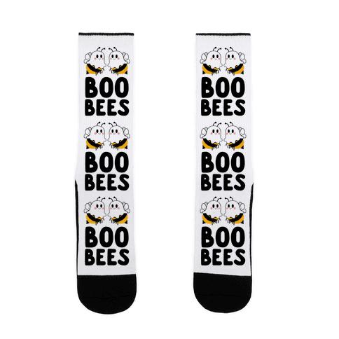 Boo Bees Sock