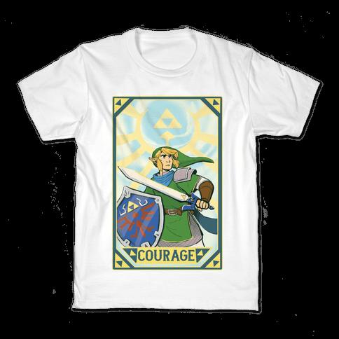 Courage - Link Kids T-Shirt