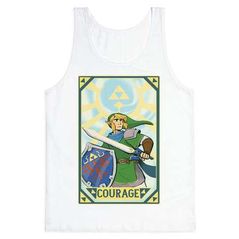 Courage - Link Tank Top