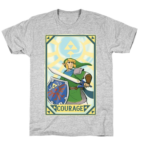 Courage - Link T-Shirt