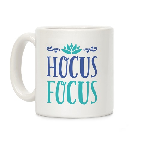 Hocus Focus Yoga Coffee Mug