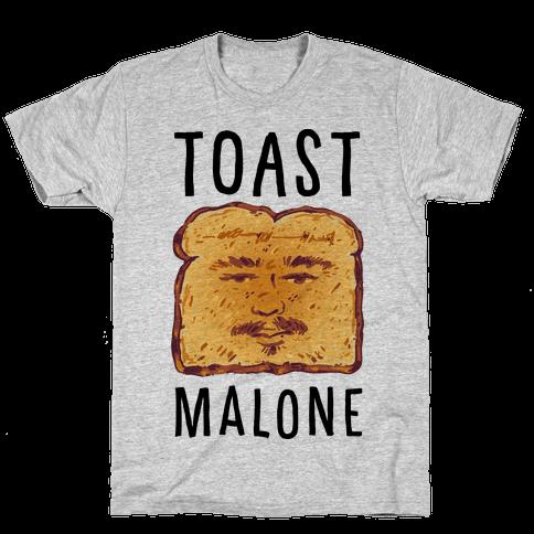 Toast Malone Mens/Unisex T-Shirt