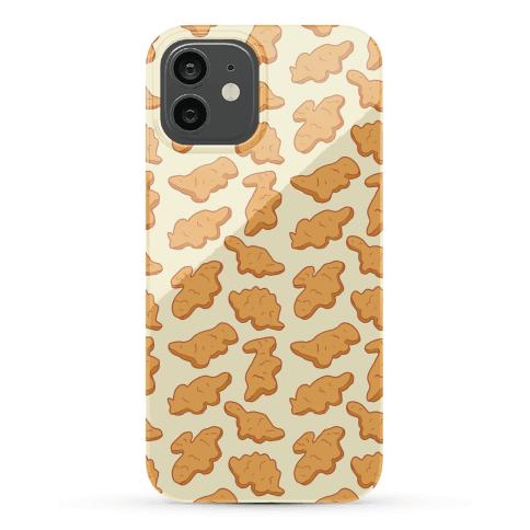 Dino Nuggies Pattern Phone Case