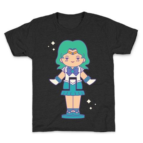 Sailor Neptune Pocket Parody Kids T-Shirt