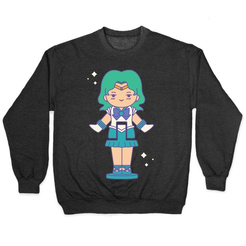Sailor Neptune Pocket Parody Pullover
