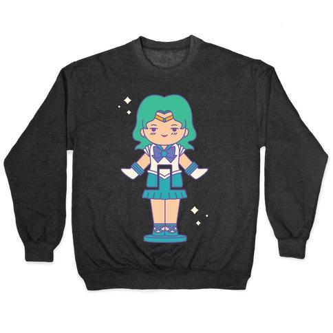 Sailor Neptune Pocket Parody Pullover