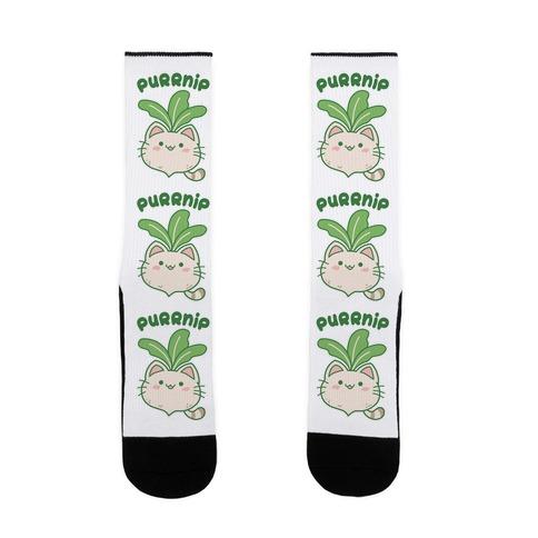 Purrnip Sock