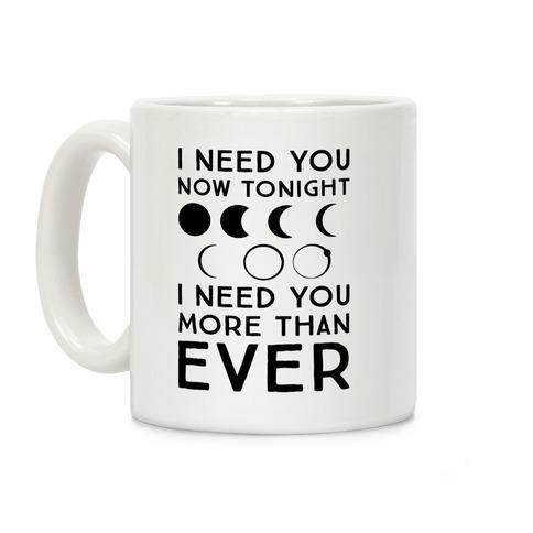Total Eclipse Parody Coffee Mug