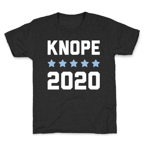 Knope 2020 Kids T-Shirt