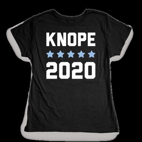 Knope 2020 Womens T-Shirt