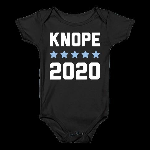 Knope 2020 Baby Onesy