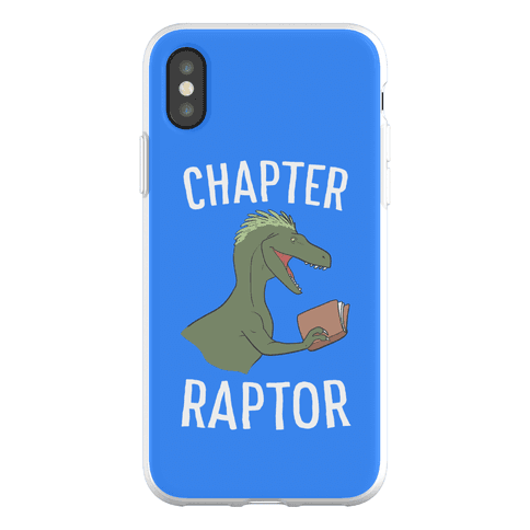 Chapter Raptor Phone Flexi-Case