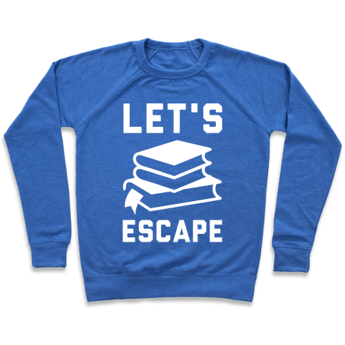 Let's Escape Pullover