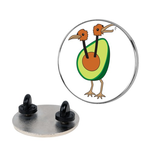 Avocadoduo (Avocado Doduo Parody) Pin