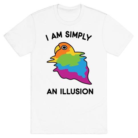 Bird Illusion T-Shirt