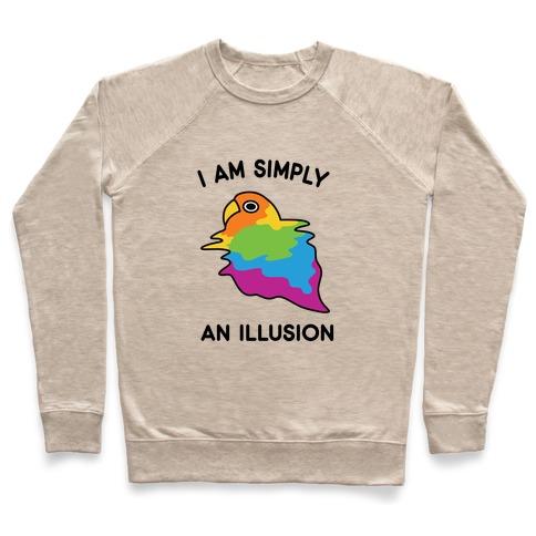 Bird Illusion Pullover