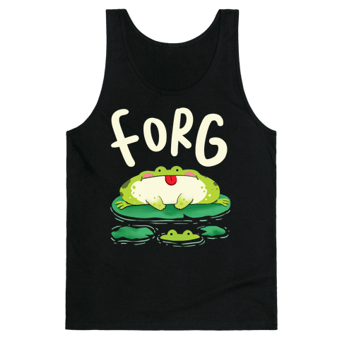 Forg Tank Top