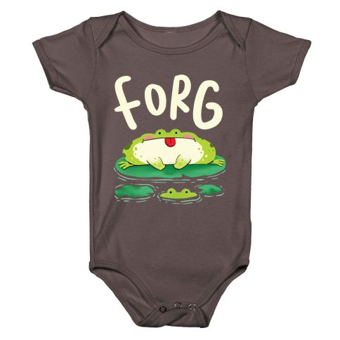 Forg Baby One-Piece