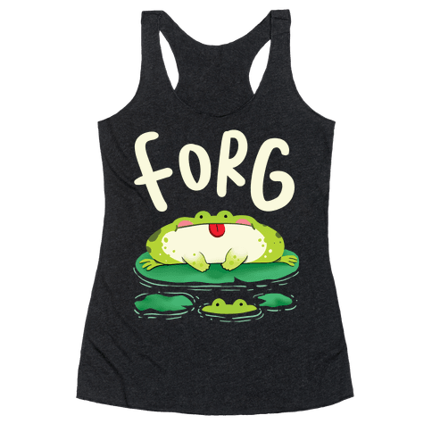 Forg Racerback Tank Top