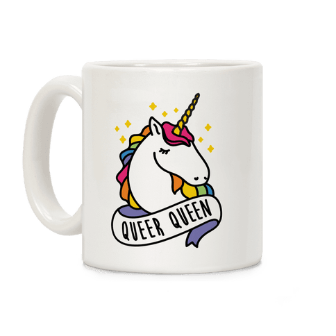 Queer Queen Coffee Mug