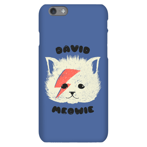 David Meowie Phone Case