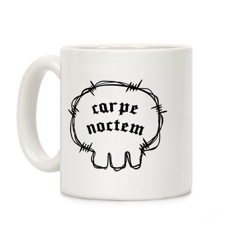 Carpe Noctem  Coffee Mug