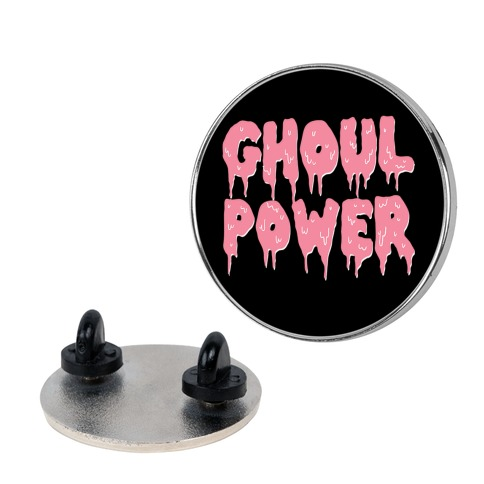 Ghoul Power pin
