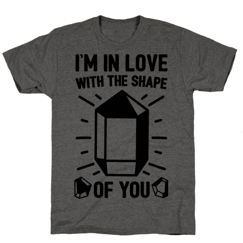 I'm In Love With The Shape of You Crystal Parody