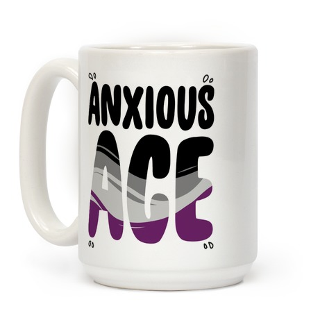 Anxious Ace Coffee Mug