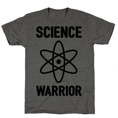 Science Warrior