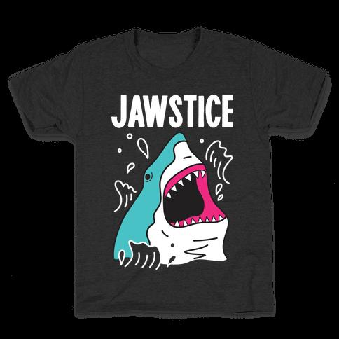 JAWSTICE Shark Kids T-Shirt