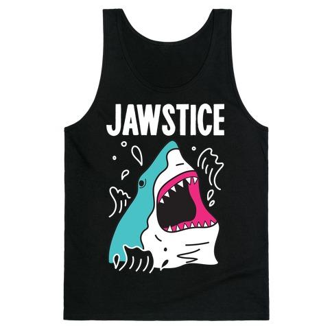 JAWSTICE Shark Tank Top