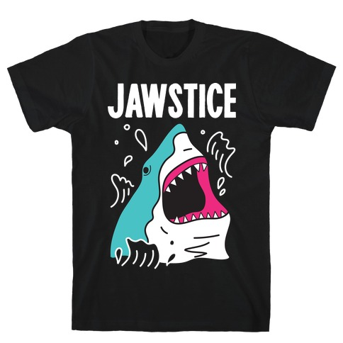 JAWSTICE Shark T-Shirt