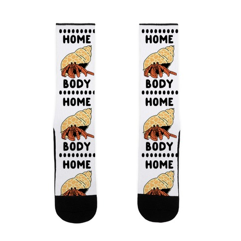 Homebody Sock