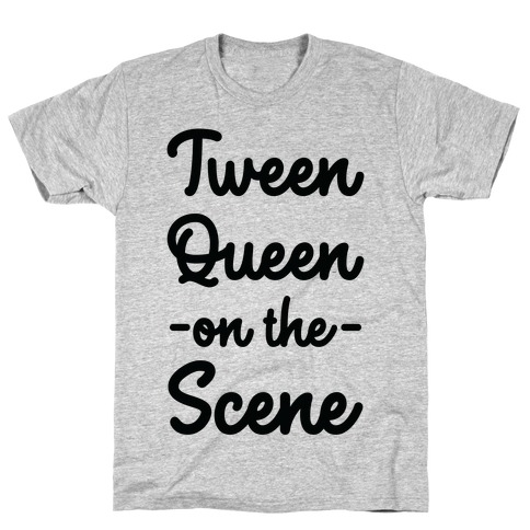 Tween Queen on the Scene T-Shirt