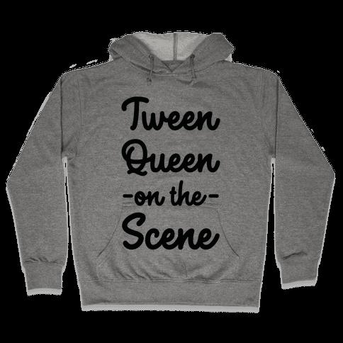 Tween Queen on the Scene Hooded Sweatshirt
