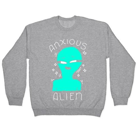 Anxious Alien Pullover
