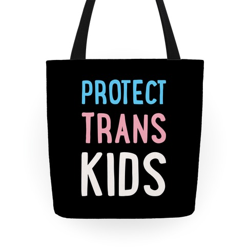 Protect Trans Kids Tote