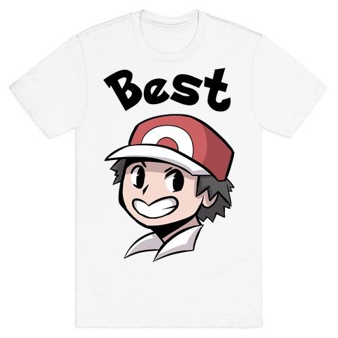 Best Frenemies (Red) T-Shirt