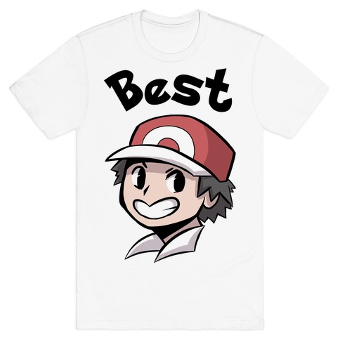 Best Frenemies (Red) T-Shirt