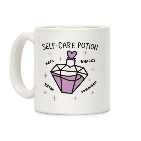 Self-Care Potion Coffee Mug